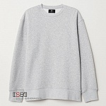 H&M, 98759, Толстовка Grey Light