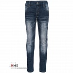 name it, 13132583, Джинсы Dark Denim