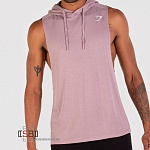 GYMSHARK, 100020, Майка Purple Chalk