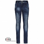 name it, 13142218, Джинсы Dark Blue Denim