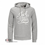 JACK&JONES, 12130083, Толстовка Light Grey Melange