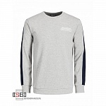 JACK&JONES, 12137990, Толстовка Light Gray Melange