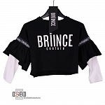 Briince Couture, 269, Толстовка Nero/Bianco