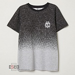 H&M, 83041, Футболка Grey Light